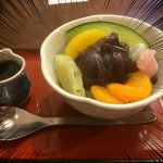 【竹】銀座の高級あんみつを食べ比べてみる!1位は銀座鹿乃子?